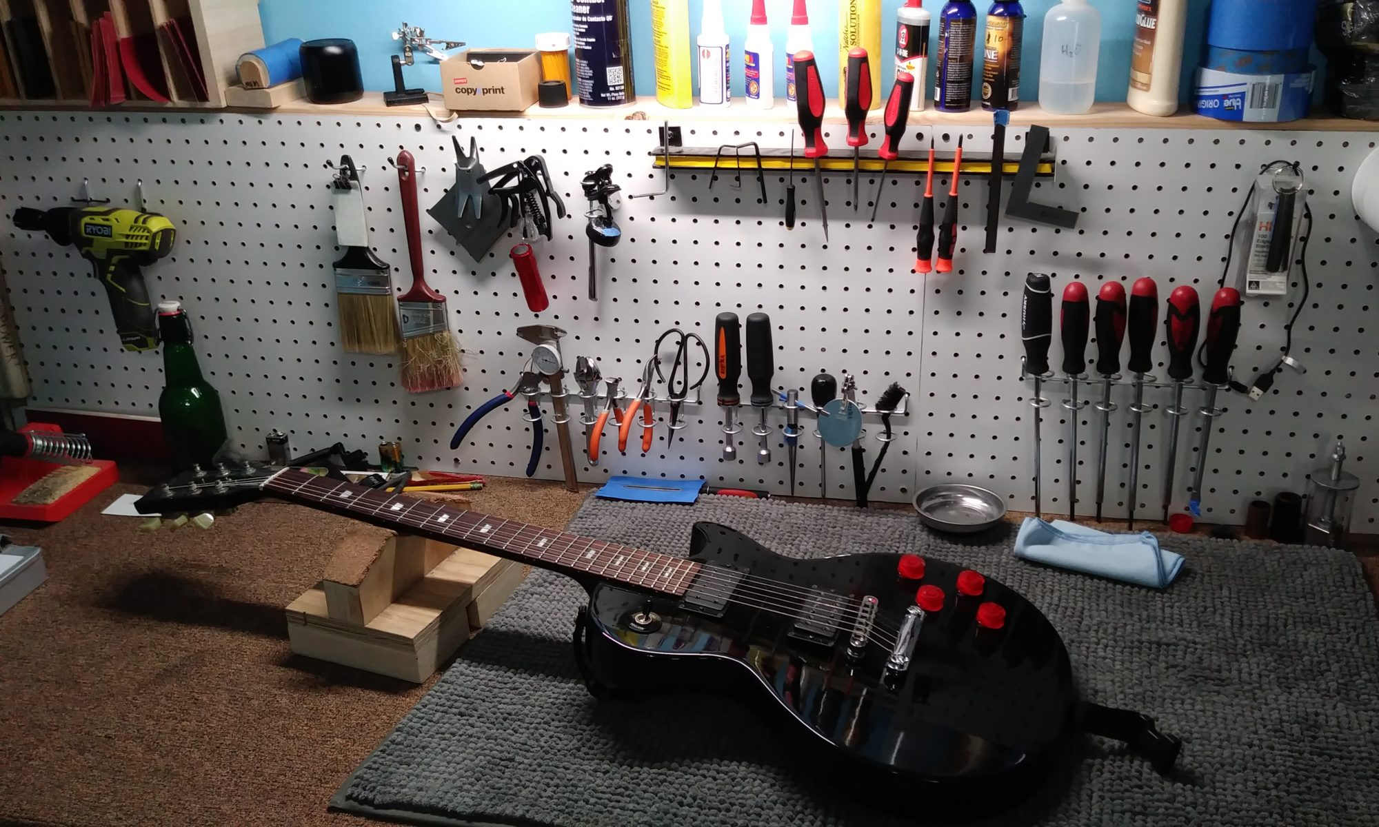 New Noise Guitar Repair